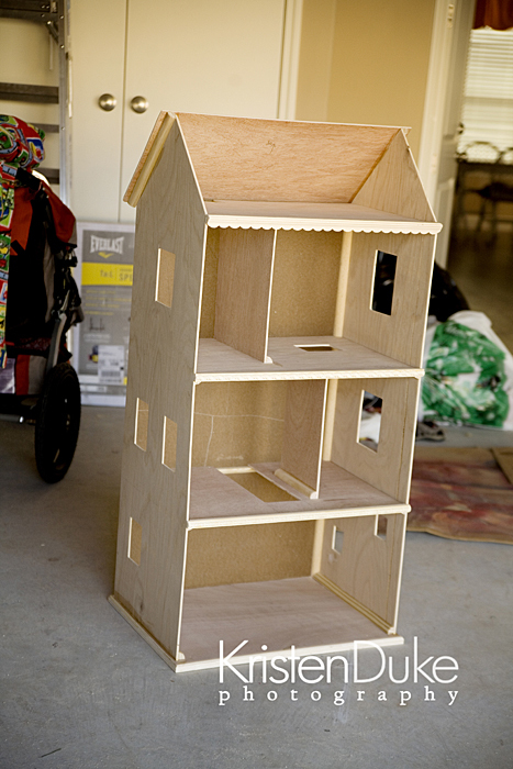 DIY Handmad Dollhouse