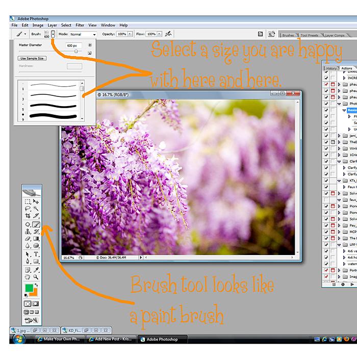 Photography with Kristen Duke—Custom Watermarks - The Idea ...