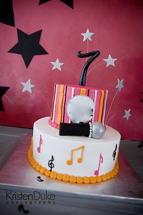 Rockstar Birthday Party