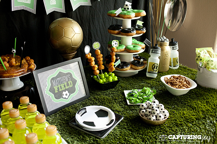 International party supplies world cup soccer party for International party decor