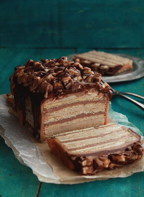 Bakers Chocolate Cake Like Brownies